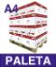Papier A4 Ksero Rey SUPERIOR 80g CIE 170 - 10,39 zł netto za ryzę - PALETA (60 kartonów)