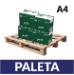 Papier A4 Ksero Poljet - 11,07 zł netto/ryza - 1 PALETA (60 kartonów A4)
