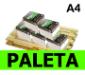 Papier A4 EKO Ksero LETTURA ISO 60, 80g - 8,49 zł netto/ryza - PALETA