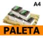 Papier A4 EKO Ksero LETTURA ISO 80, 80g - 8,95 zł netto/ryza - PALETA