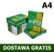 Papier ksero A4 Smartist 70g - 8,86 zł netto/ryza (PALETA) DOSTAWA GRATIS.