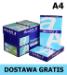 Papier ksero A4 Double A 75g Business 9,99 zł netto/ryza (PALETA). DOSTAWA GRATIS!