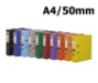 SEGREGATORY A4 50 mm IDEST od 3,28 zł netto za segregator.