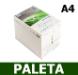 Papier A4 EKO Ksero LETTURA ISO 100, 80g - 11,42 zł netto/ryza - PALETA