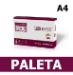 Papier A4 POL COLOR laser 120g - do druku cyfrowego 11,80 zł netto ryza (PALETA)