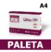 Papier A4 POL COLOR laser 280g - do druku cyfrowego od 14,50 zł netto ryza (PALETA)