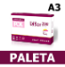 Papier A3 POL COLOR laser 200g - do druku cyfrowego 36,94 zł netto ryza (PALETA)