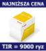 Papier A4 Ksero Canon Yellow Label, 80g - TIR (9000 ryz  A4) - ZAPYTAJ O CENĘ.