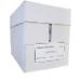 Papier Ksero Office Recycling ISO 60 - 80g/m2 - 8,25 Netto Ryza - DOSTAWA GRATIS - 200 R